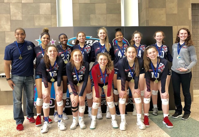 2018 17-Lisa Champions of the 17 Club Division at Bluegrass