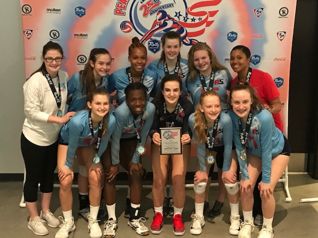 2018 14 Alex Champions of the 14 Power Division at Peachtree Classic