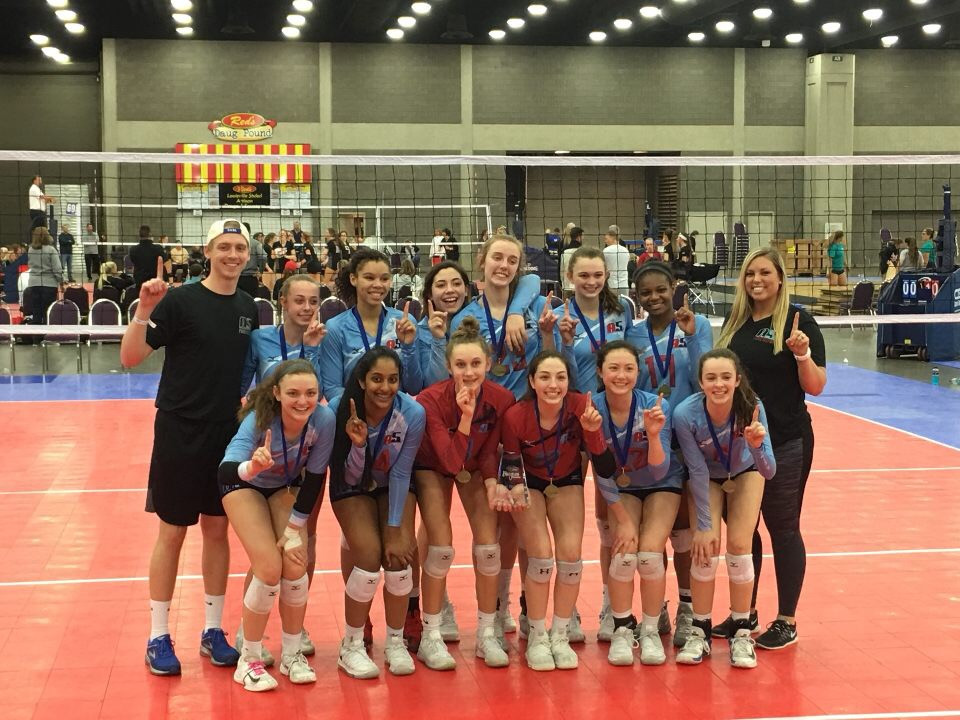 2018 15 LA Champions of the 15 Club Division at Bluegrass
