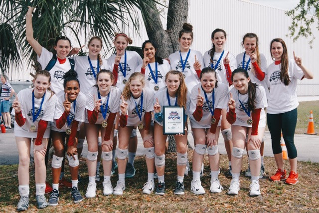 2018 15 Sydney tournament championships 15 Club Division of the First Coast Festival
