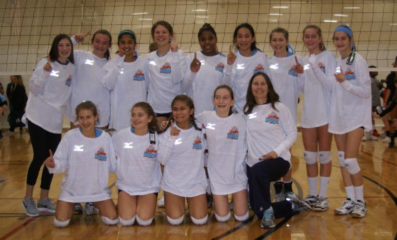 2018 13-Tina Champions of the 13 Club Division at Southern Dream
