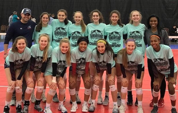 2018 16-Scott Champions of the 17 Open Division at K2 Invitational