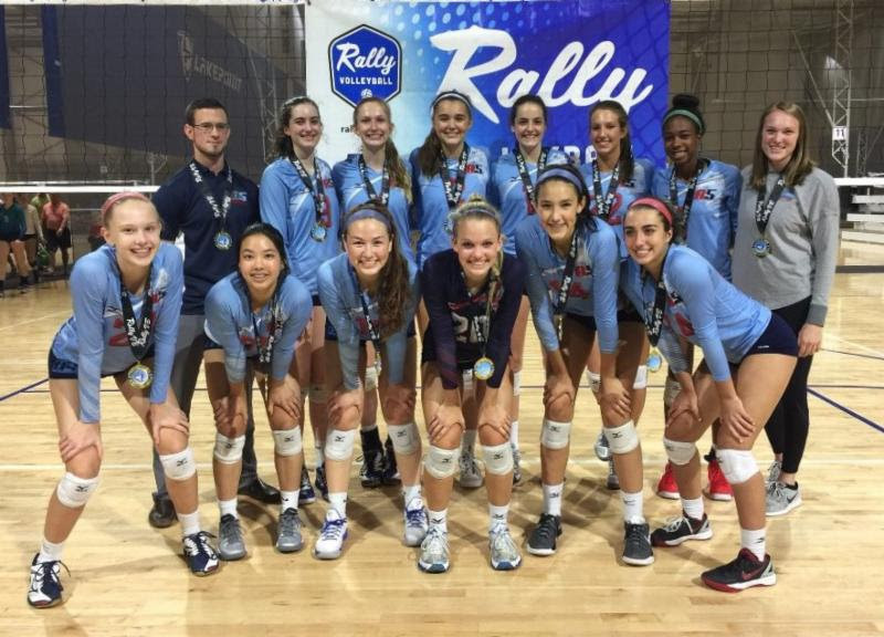 2017 15-JJ Champions of the 17 Open Division at Rally Rumble!