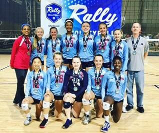 2017 13-Earl Champions of the 14 Open Division at Rally Rumble!