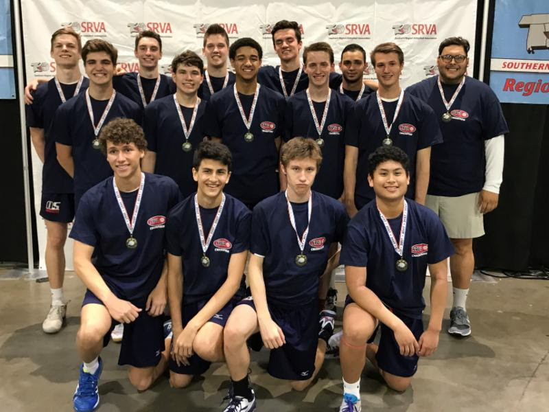 2017 18-Boys Champions of the 18 Open Boys Division at SRVA Regionals!