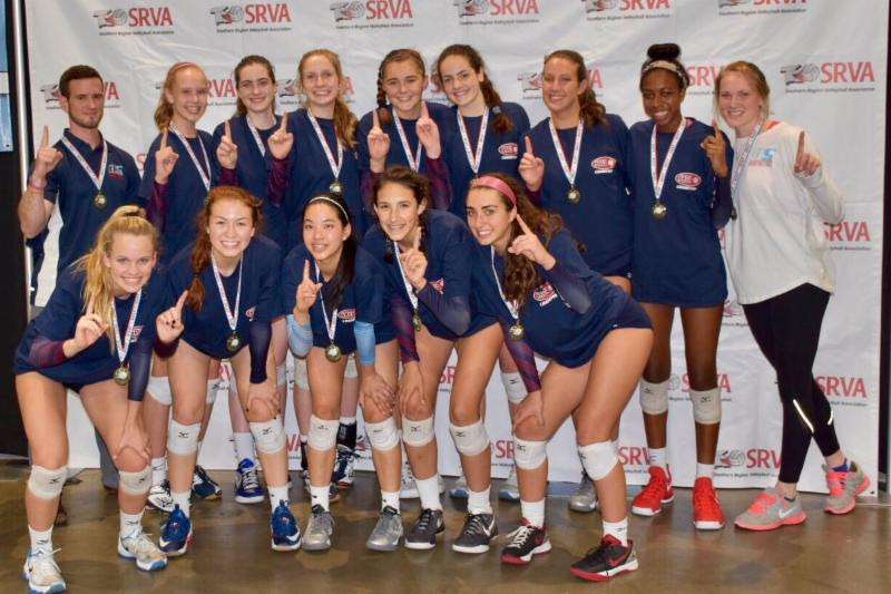2017 15-JJ Champions of the 15 Power Division at SRVA Regionals!