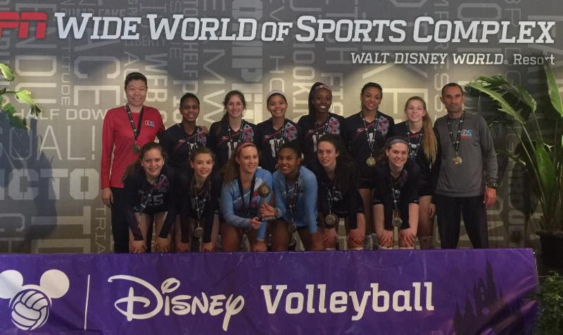 2017 15-Boba Bronze Medalist of the 15-Open Division at Disney Qualifier