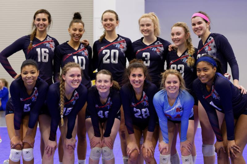 2017 18-John Bronze Medalists of the 18 USA Division at Northern Lights Qualifier