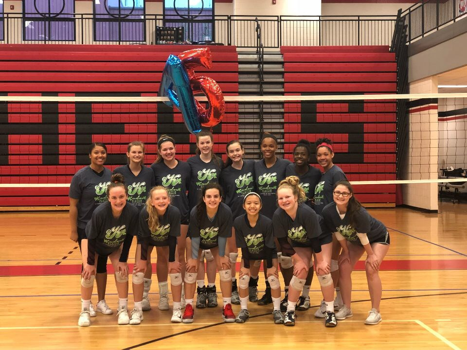 2018 14 Alex Champions of the 15 Club Division at the Kudzu Classic!