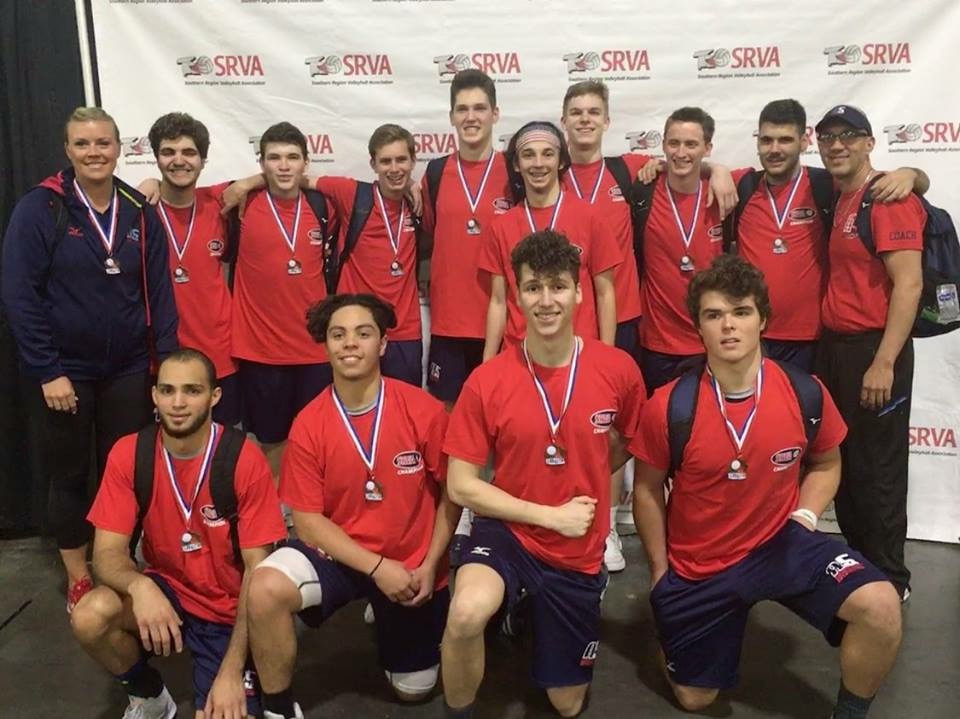 2018 18 TNol Champions of the 18 Boys Division at the SRVA Regional Championships!