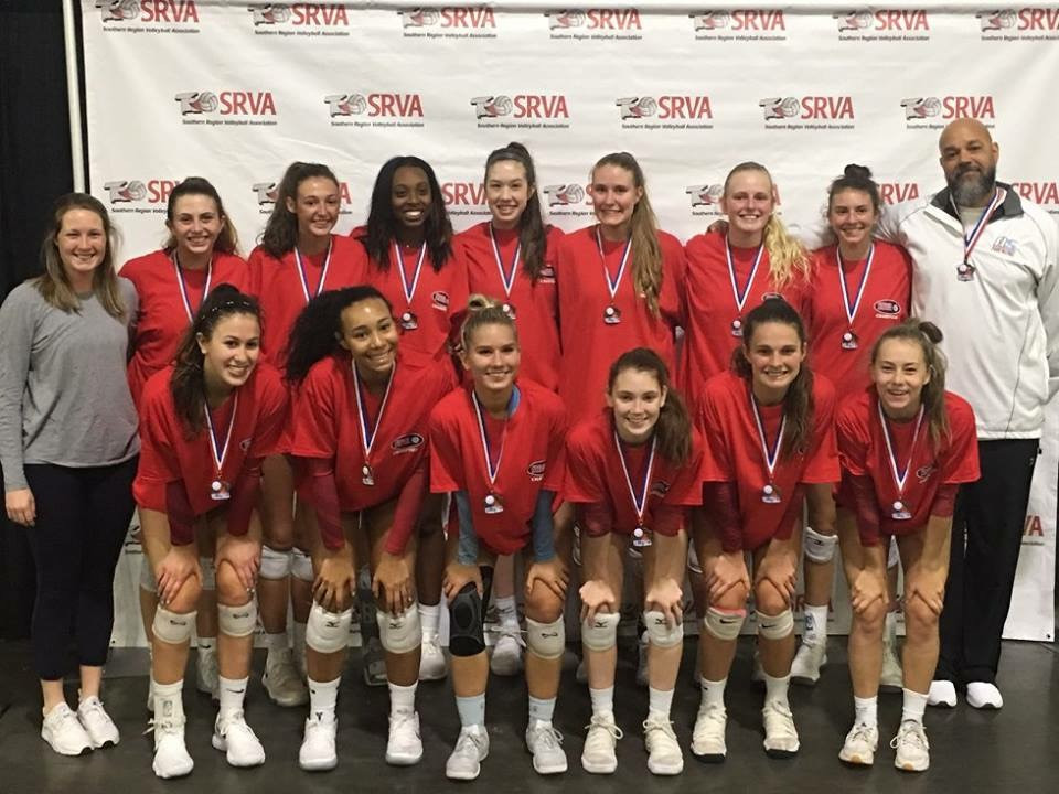 2018 17 Marc Champions of 17 Powers Division at the SRVA Regional Championships!