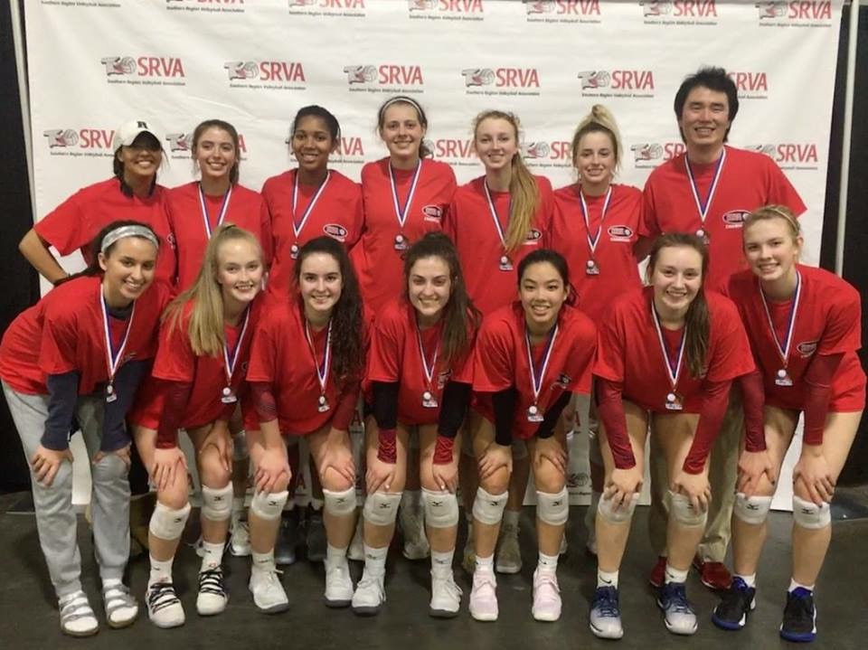 2018 16 Liang Champions of 16 Power Division at the SRVA Regional Championships!
