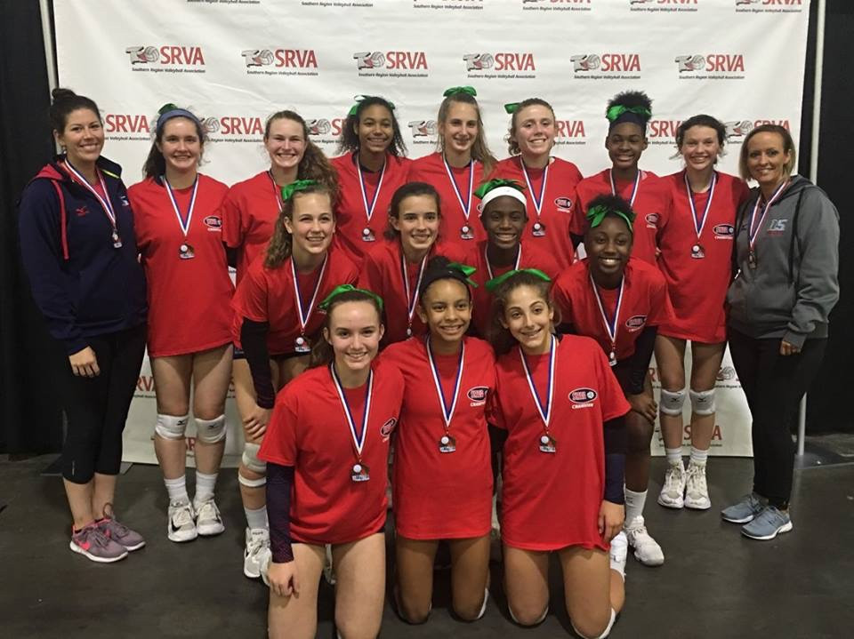 2018 14 Suzanne Champions of the 14 Power Division at the SRVA Regional Championships!