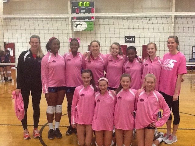 2013 13 Leah Champions of the 13 Power Division at the Southern Dream