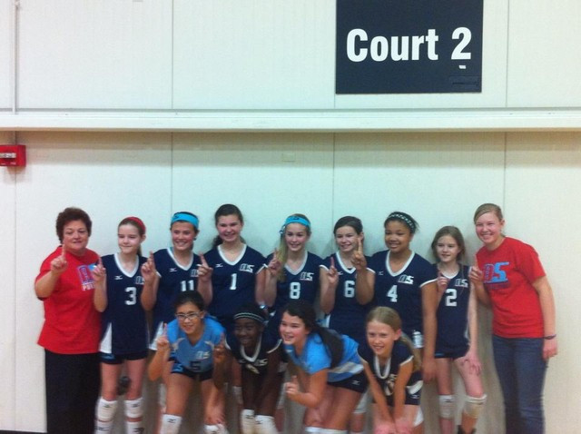 2013 12 Janet Champions of the 12 Club Division at the Southern Dream!