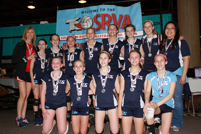 2013 12 Grace SRVA Regional Champions of the 12 Power Division!