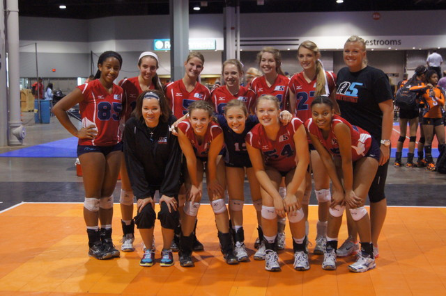 2012 16 TNol - Silver Medalist of the 16 Power Division of SRVA Regionals