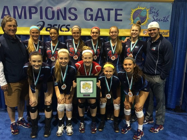 2014 18 Bob Bronze at Big South Qualifier in 18 Open