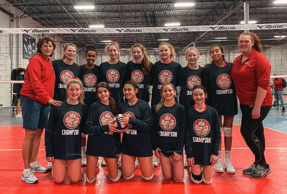 13 Betty Championships of the 2021 President Cup 14 Club