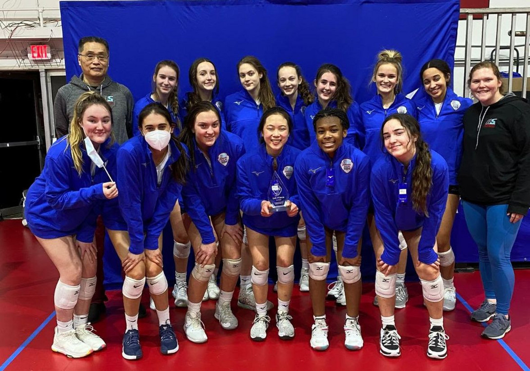 15 Victor Champions of the A5 Elite Invitational in 15's
