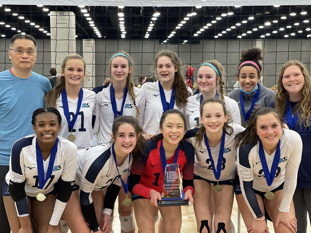 15 Victor champions of the 15 Club Division of the 2021 Bluegrass Tournament