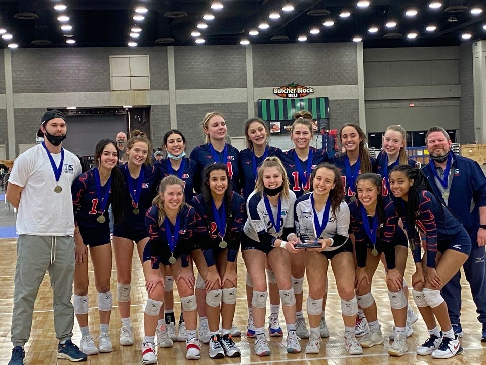 16 Stephen champions of the 16 Club division of the 2021 Bluegrass tournament!