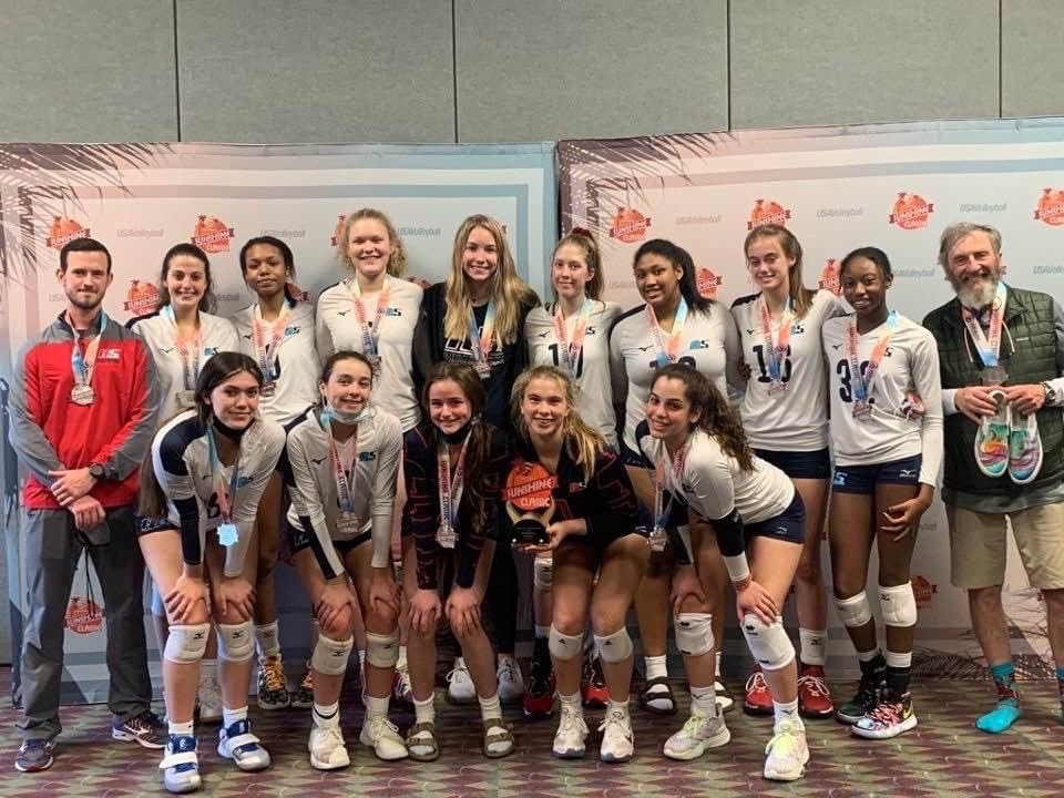 15 Bob Silver Medalist of the 15 Open division of the 2021 Sunshine Qualifier!