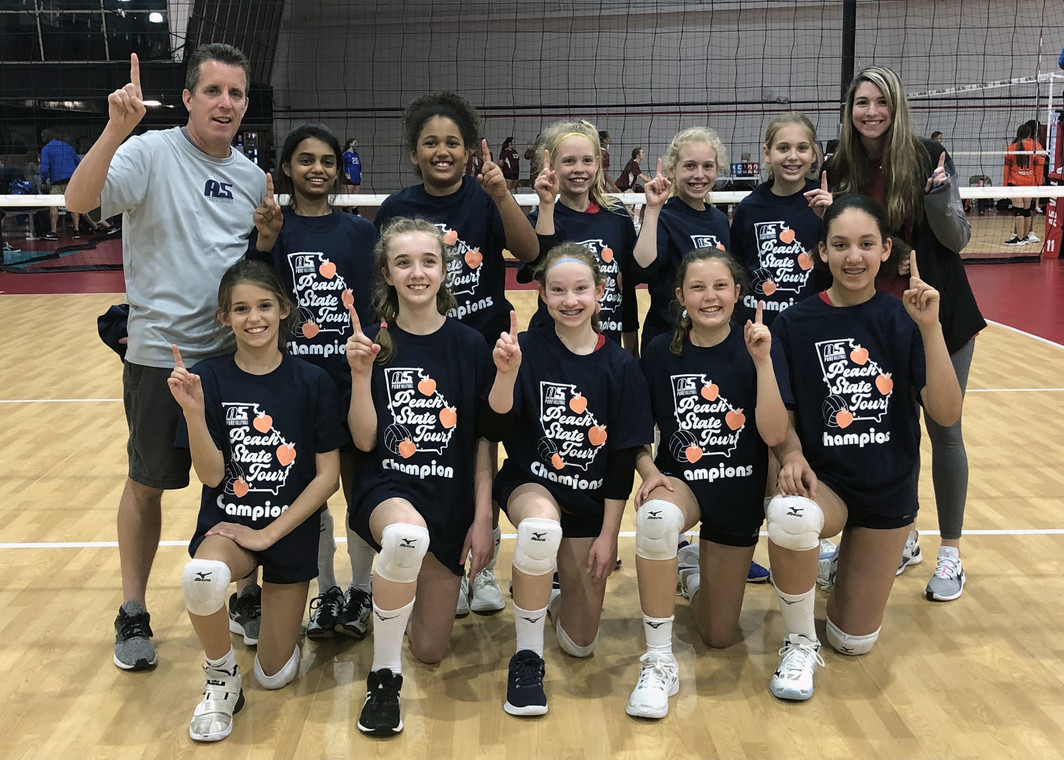 11 Walter wins the 13 Club division of the 2021 Peachstate Tour Stop 2