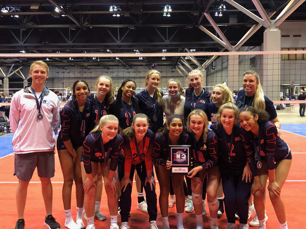 15-LA finished runner and silver medalist at the 2021 Mideast qualifier 15-USA