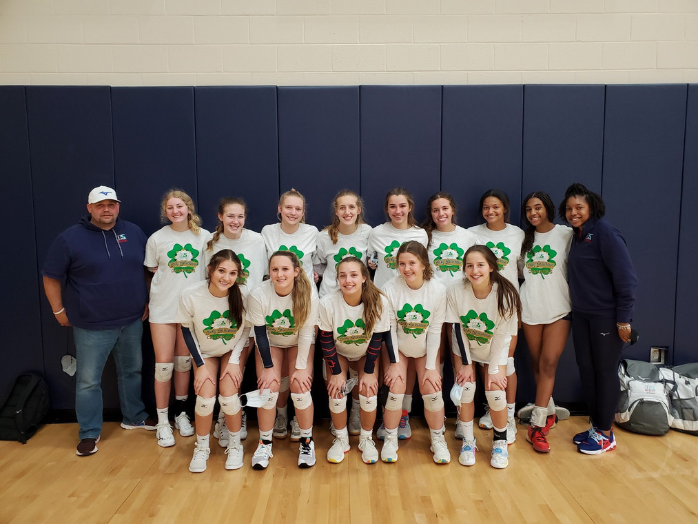 15 Javier Champions of 15 Power in the 2021 Lucky Leprechaun