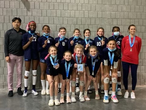 12 Jing Silver Medalist of the 12 National division of the 2021 Big South