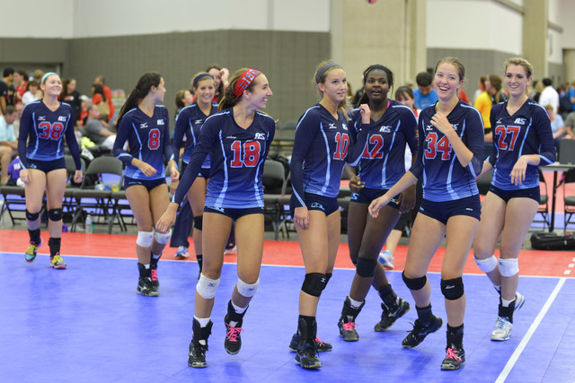 A5 Volleyball Club: Informational Meetings