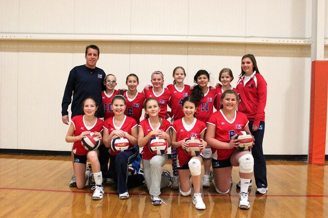 A5 Volleyball Club Practice Gyms