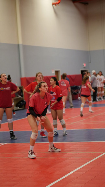 A5 Volleyball Club: Train for Tryouts