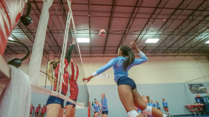 mizuno volleyball tournament atlanta 08