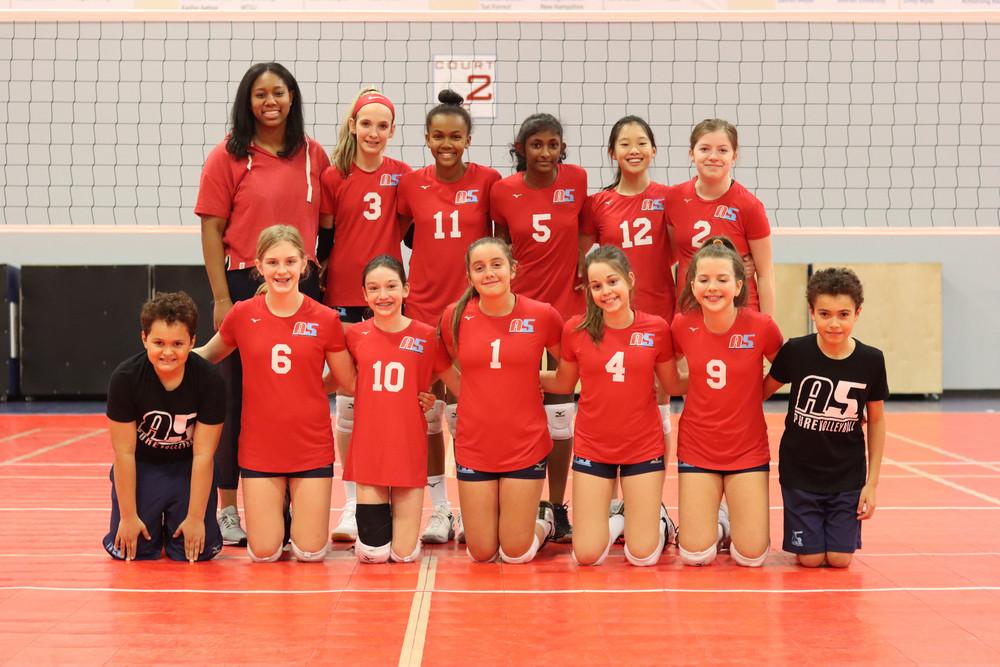 A5 Volleyball Club