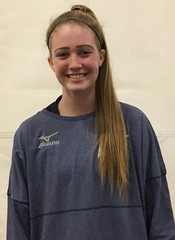 A5 Volleyball Club 2018:  #27 Maddie Bryant