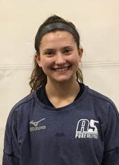 A5 Volleyball Club 2018:  #10 Mia Stander (Mia)