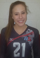 A5 Volleyball Club 2018:  #21 Mak Perry (Mak)