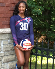 A5 Volleyball Club 2018:  #30 Kendall Washington