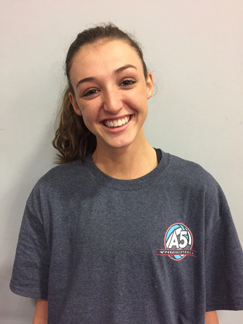 A5 Volleyball Club 2019:  Jordan Rush