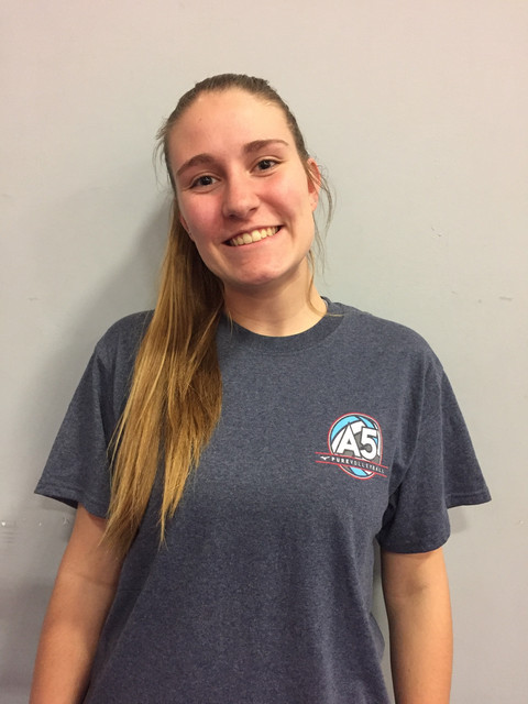 A5 Volleyball Club 2018:  Samantha Lanning (Sam)