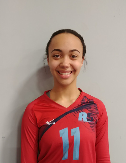 A5 Volleyball Club 2018:  Avery Cason