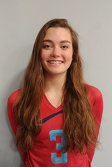 A5 Volleyball Club 2018:  #3 Nicole Ferris