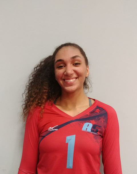 A5 Volleyball Club 2018:  Alexis Ratliff