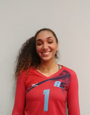 A5 Volleyball Club 2018:  #19 Alexis Ratliff