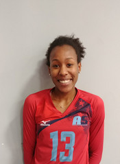 A5 Volleyball Club 2018:  #13 Deja Robinson