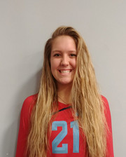 A5 Volleyball Club 2018:  #21 Tatum Shipes