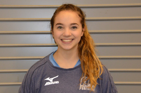 A5 Volleyball Club 2019:  Laura Beier