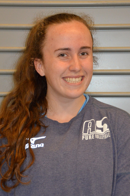 A5 Volleyball Club 2018:  Abby Brown